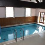 Swimming pool - Stowford Lodge