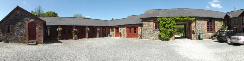 The Cottages at Stowford Lodge