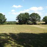 Stowford Lodge Holiday Cottages, sports field
